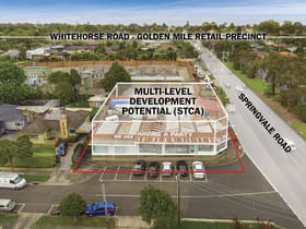 Development / Land commercial property sold at 2-10 Lindsay Ave Nunawading VIC 3131