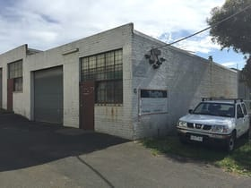 Factory, Warehouse & Industrial commercial property sold at 1/6 Davis Street Ferntree Gully VIC 3156