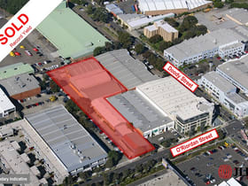 Industrial / Warehouse commercial property sold at 62-64 O'Riordan Street Alexandria NSW 2015