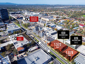 Development / Land commercial property sold at 826 & 830 Whitehorse Road Box Hill VIC 3128