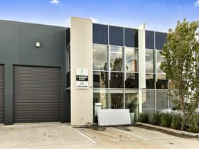 Factory, Warehouse & Industrial commercial property sold at 2/52 Corporate Boulevard Bayswater VIC 3153