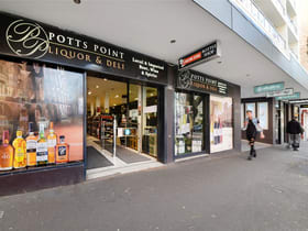 Shop & Retail commercial property sold at 1 & 2/91-93 Macleay Street Potts Point NSW 2011