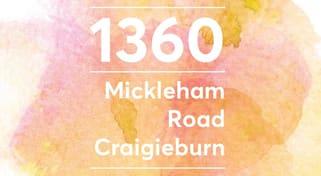 1360 Mickleham Road, Craigieburn VIC 3064