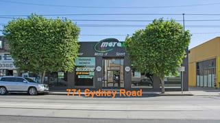 771- 781, 839 Sydney Road Brunswick VIC 3056