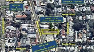 217 - 219 Stirling Highway Claremont WA 6010