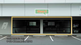 Shop 5/193 Swallow Street, Mooroobool QLD 4870