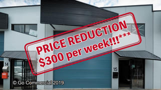 Shed 15/149-155 Newell Street Bungalow QLD 4870