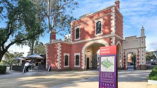 George Street Gatehouse Parramatta Park Parramatta NSW 2150