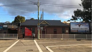Ex-Parcels Office, Stanmore Railway Station Stanmore NSW 2048