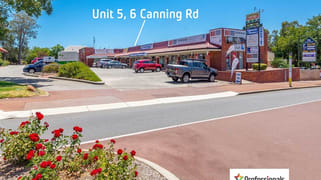 Unit 5, 6 Canning Road Kalamunda WA 6076