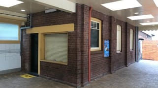 Former Parcel Office (Everton Rd) Strathfield Railway Station Strathfield NSW 2135