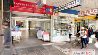 Retail & Office Space/181 Burwood Road Burwood NSW 2134