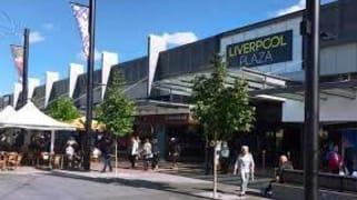 Shop  53/165-191 Macquarie Street Liverpool NSW 2170