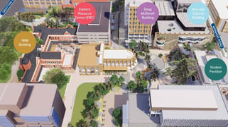 New Student Precinct - Parkville Campus Cnr Grattan and Swanston Streets Parkville VIC 3052