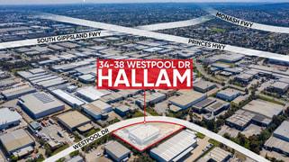 34-38 Westpool Drive Hallam VIC 3803