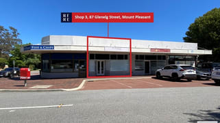 Shop 3/87 Glenelg Street Mount Pleasant WA 6153