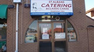 Shop 216A Main Road East St Albans VIC 3021