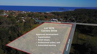 Lot 1070 Curvers Drive Manyana NSW 2539