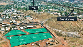 Progress and Industrial Avenue Mount Isa QLD 4825