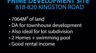 818-820 Kingston Road Loganlea QLD 4131