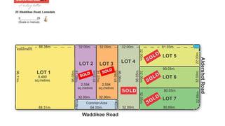 Lot 1, 35 Waddikee Road Lonsdale SA 5160