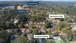 466  Pacific Highway & 16 Treatts Road Lindfield NSW 2070