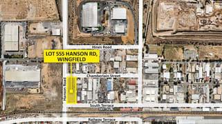 Lot 555 Hanson Road Wingfield SA 5013