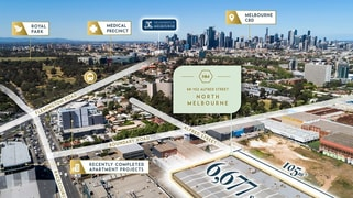 68-102 Alfred Street North Melbourne VIC 3051