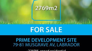 79 Musgrave Avenue Labrador QLD 4215