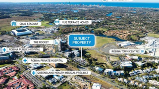 Proposed Lot 3 - 1 Waterfront Place Robina QLD 4226