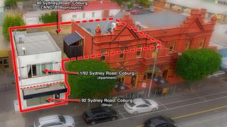 90 - 92 Sydney Rd Coburg VIC 3058