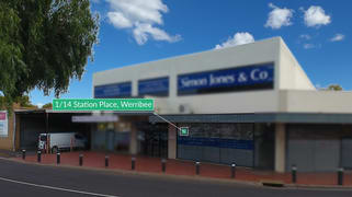 1/14 Station Place, Werribee VIC 3030 Werribee VIC 3030
