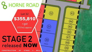 Lot 32/ Horne  Road Warrnambool VIC 3280
