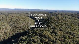 159 – 283 & 300 Irwins Road, Blaxlands Ridge NSW and 132 Irwins Road East Kurrajong NSW 2758