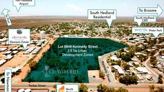 Lot 5954/ Kennedy Street South Hedland WA 6722