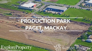 7 Production Drive Paget QLD 4740