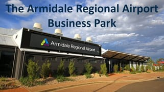 Airport Precinct New England Highway Armidale NSW 2350