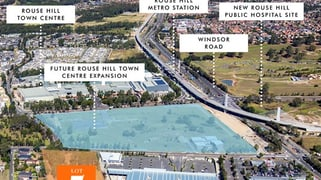 Lot 5 Commercial Road Rouse Hill NSW 2155
