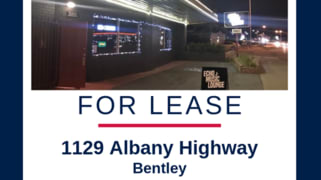 1129 Albany Hwy Bentley WA 6102
