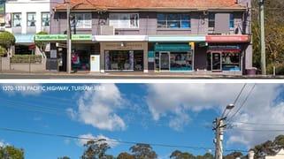 1370-1378 & 1390-1396 Pacific Highway Turramurra NSW 2074