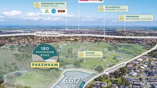 Lot A, 180 Pakenham Road Pakenham VIC 3810