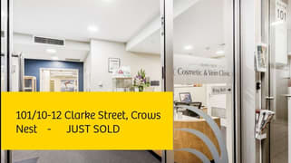 101/10-12 Clarke Street Crows Nest NSW 2065