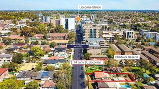 74 John Street Lidcombe NSW 2141