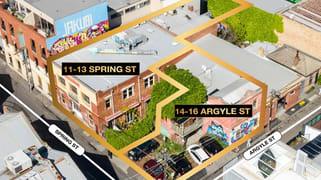 11-13 Spring Street & 14-16 Argyle Street Fitzroy VIC 3065