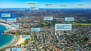 Lot 1/1-3 Moore Road Freshwater NSW 2096
