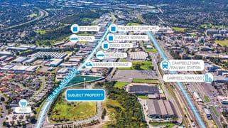Proposed Lot 2412 Blaxland Road Campbelltown NSW 2560