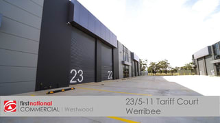 23/5-11 Tariff Court Werribee VIC 3030