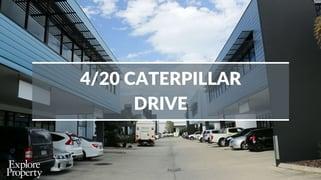 4/20 Caterpillar Drive Mackay QLD 4740