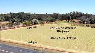 Lot 2 Roe Avenue Pinjarra WA 6208