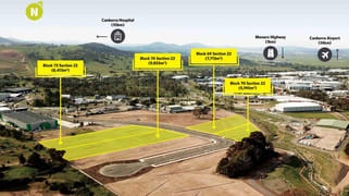 Industrial Land for Sale/10 Paspaley Street Hume ACT 2620